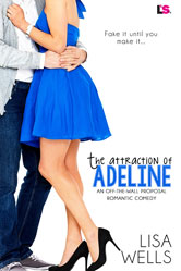 The Attraction of Adeline -- Lisa Wells